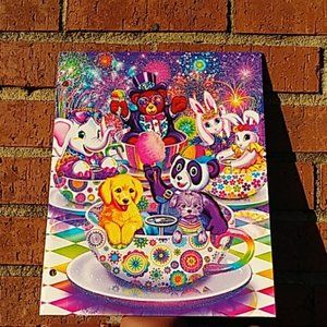 Lisa Frank New School Folder